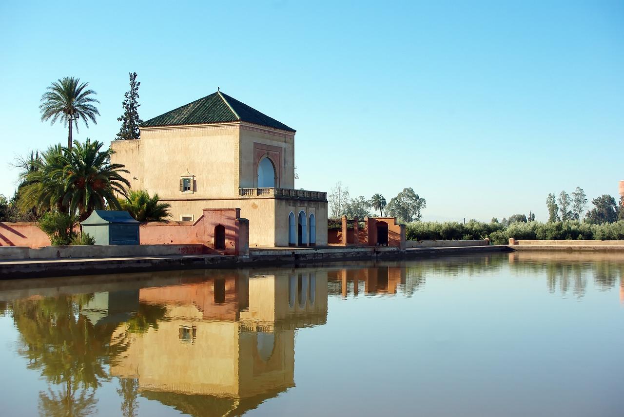 пътуване до мароко маракеш