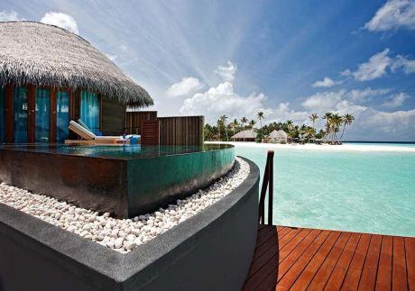 Почивка в Constance Halaveli Maldives 5*