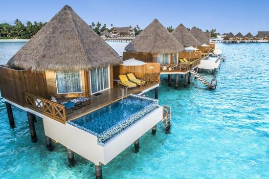 Почивка в MERCURE MALDIVES 4*