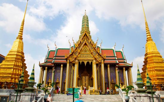 Очарователен Тайланд-Банкок и Пукет 2018